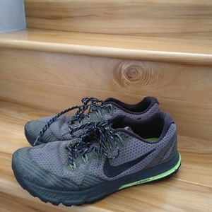Nike Zoom wild horse grey shoes size 10